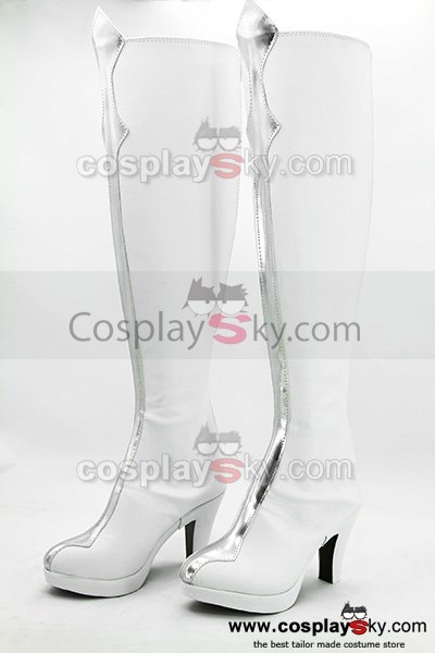 Code Geass C.C. Cosplay Boots Shoes