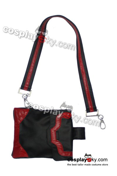 D.Gray Man Lavi Rabi Black New Cosplay Costume