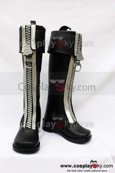 D.Gray-man Allen Cosplay Boots Shoes