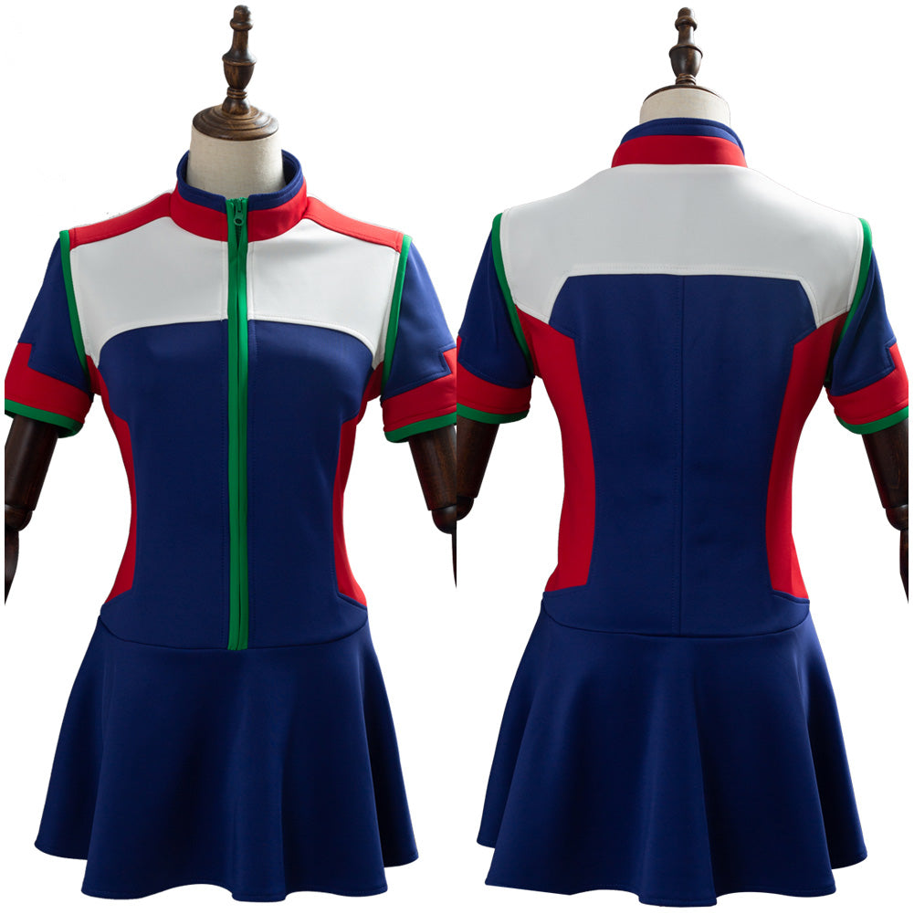 Astra Lost In Space Female Ver Cosplay Costume New Cosplaysky