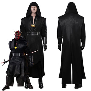 Star Wars-Darth Maul Outfits Halloween Carnival Costume Cosplay Costume