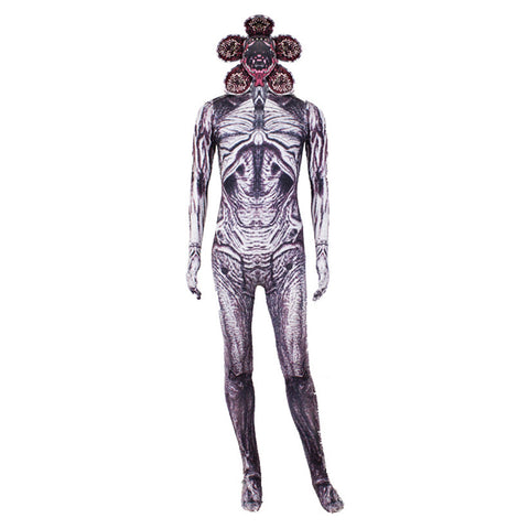Stranger Things 3 Demogorgon Jumpsuit Cosplay Costume