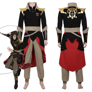 Castlevania Season 3-Trevor Belmont Halloween Carnival Outfit Cosplay Costume