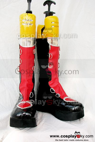 Demonbane Al Azif Cosplay Boots Shoes