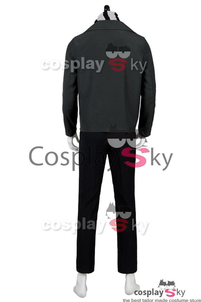 Despicable Me 3 2017 Movie Gru Outfit Cosplay Costume