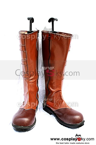 Devil May Cry 4 Nero Cosplay Boots Shoes