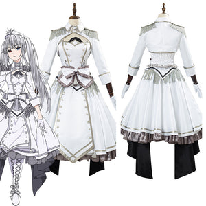 Anime Date A Bullet Tokisaki Kurumi Women Girls Dress Outfit Halloween Carnival Costume Cosplay Costume