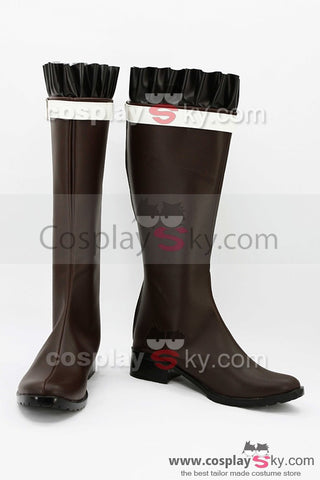 DIABOLIK LOVERS Komori Yui Boots Cosplay Shoes