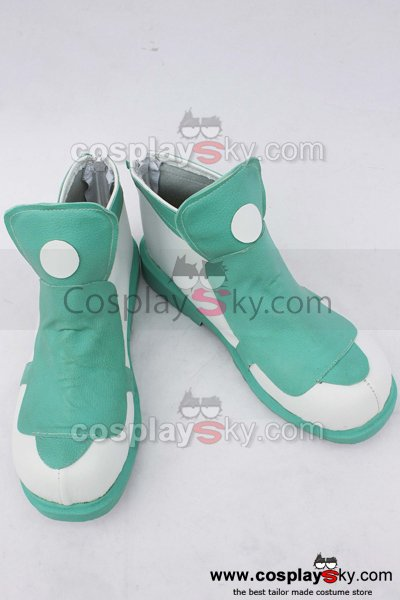 Digimon Tamers 3 Kato Juri Cosplay Boots Shoes