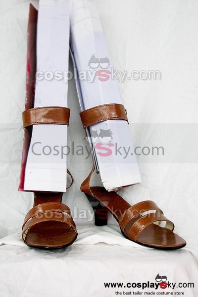Disgaea: Hour of Darkness 2 Etona Cosplay Boots Shoes