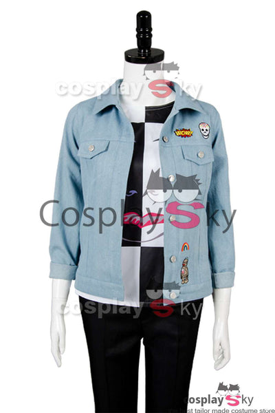 Doctor Who Season 10 Bill Potts Jacket Cosplay Costume