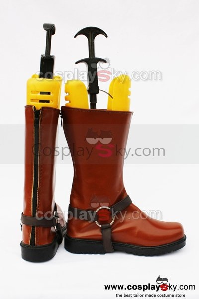 Dragon Ball Z 18Gou Cosplay Boots Shoes