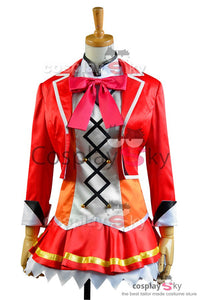 LoveLive! Sunny Day Song Honoka K?saka Cosplay Costume