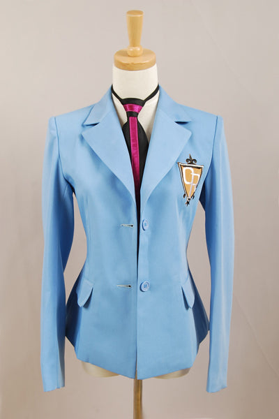 Ouran High School Host Club Boy Uniform Blazer Cosplay Costume