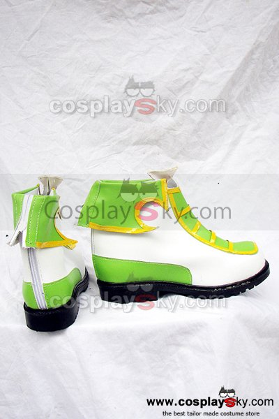 Dynasty Warriors Madai Cosplay Boots Shoes
