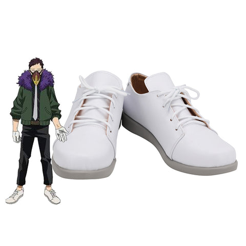 Anime Boku no Hero/My Hero Academia Boots Overhaul Chisaki Kai Halloween Party Cosplay Shoes