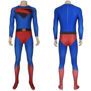 Legends of Tomorrow Season 5 Superman Outfit Cosplay Costume
