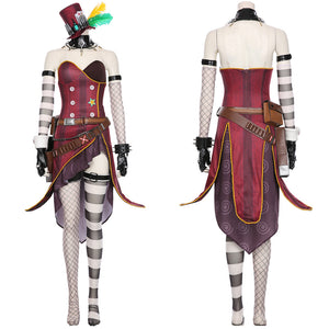 Borderlands 3 Moxxi Suit Cosplay Costume