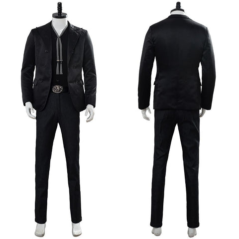Good Omens Devil Crowley Cosplay Costume