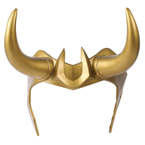 Loki TV Loki PVC Headwear Headband Helmet Halloween Party Costume Props Cosplay Accessories