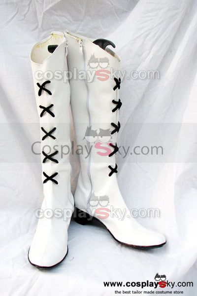 EXA Shining Force EXA Cyril Cosplay Boots Shoes