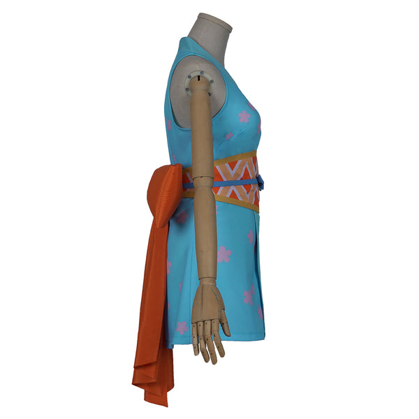 One Piece Wano Country Nami Wanokuni Style Nami Cosplay Outfit Halloween Carnival Costume Cosplay Costume