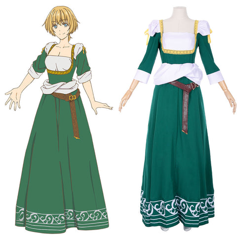 Anime Arte- Arte Women Dress Halloween Carnival Outfit Cosplay Costume