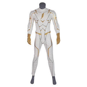 The Flash Season 5 Villain Godspeed Outfit Cosplay Costume
