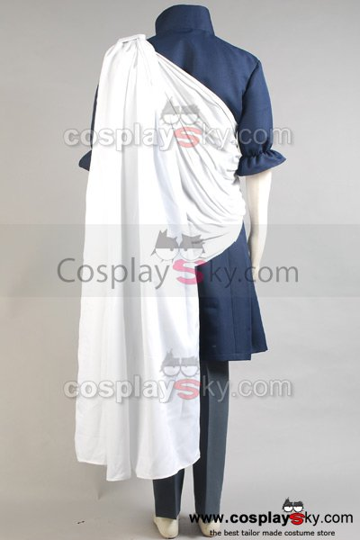 Fairy Tail Zeref Cosplay Costume