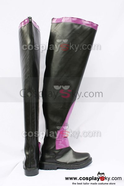 Fate Stay Night Rider Cosplay Boots Shoes Custom-Made