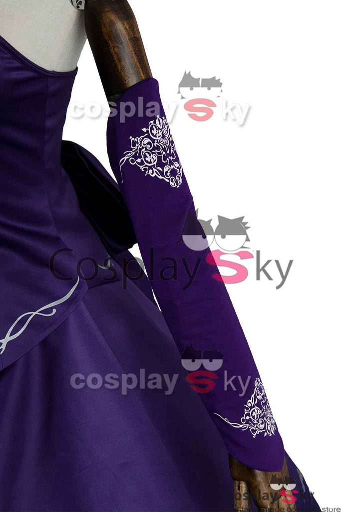Fate Grand Order FGO Saber Alter Stage 3 Dress Cosplay