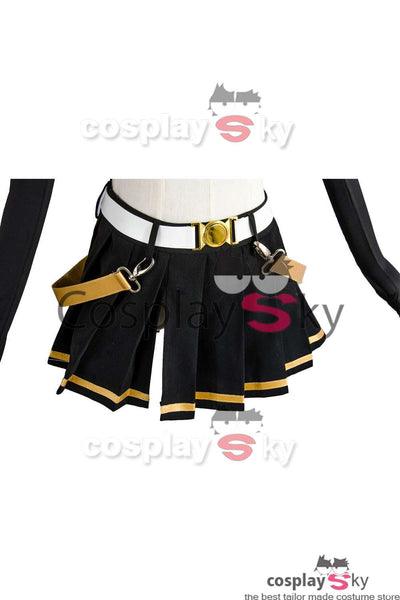Fate/Apocrypha FA Jeanne d'Arc Racing Suit Cosplay Costume