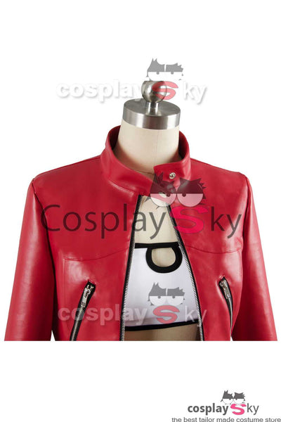 Fate/Apocrypha FA Saber of Red Mordred Casual Outfit Cosplay Costume