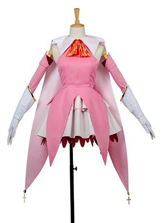 Fate/Kaleid Liner 3 Rei Illya Illyasviel Von Dress Cosplay Costume
