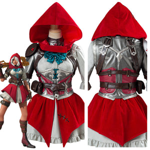 OW Overwatch Ashe Elizabeth Caledonia Full Set Halloween Carnival Costume Cosplay Costume