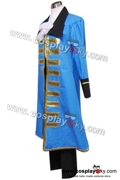 Axis Powers Hetalia France Cosplay Uniform Costume