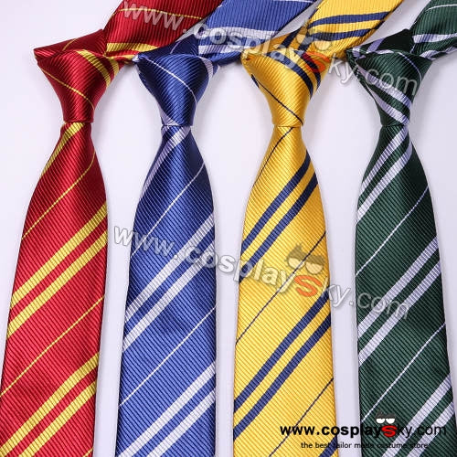 Harry Potter Tie Set Costume ties 4 Color Package Sale