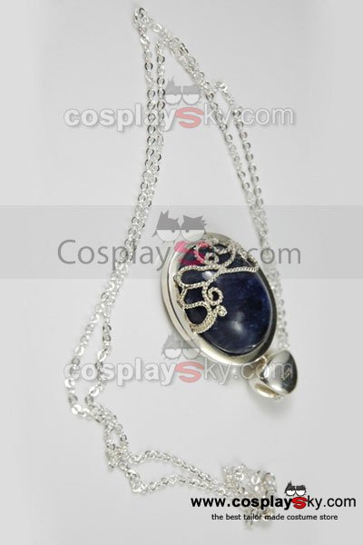 Vampire Diaries Katherine Pierce Pendant Necklace 100% 925 Silver