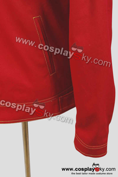 Smallville Clark Kent Red Jacket costume