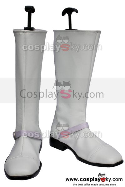 Final Fantasy 13 Cid Raines Cosplay Boots Shoes