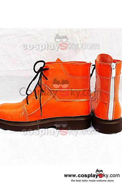 Final Fantasy 7 Tifa Lockhart Cosplay Boots Shoes