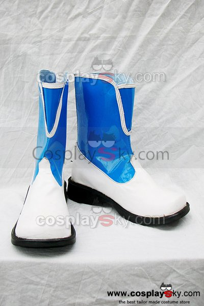 Final Fantasy X-2 Rikku Cosplay Boots Shoes Custom Made