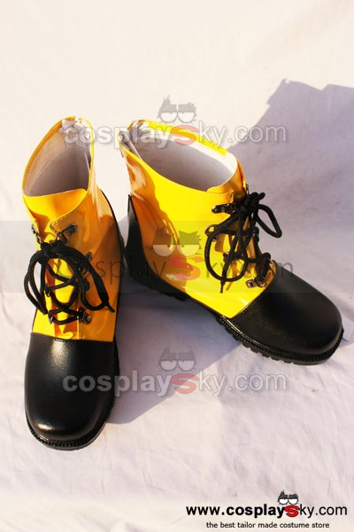 Final Fantasy X Tidus Cosplay Boots Shoes