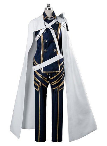 Fire Emblem Awakening Prince Chrom Battle Suit Cosplay Costume