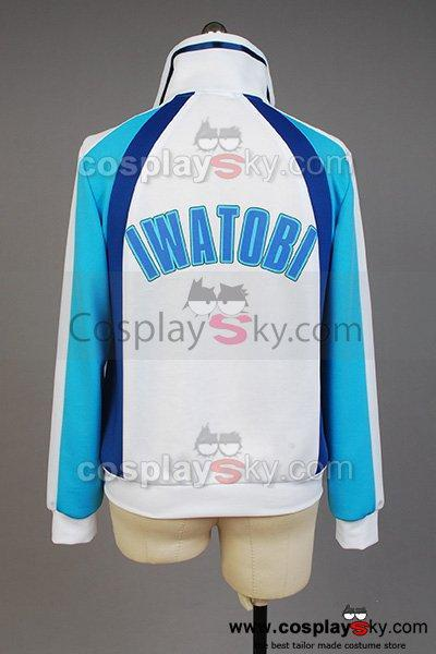Free! Iwatobi Swim Club Haruka Nanase Iwatobi High School Uniform Costume