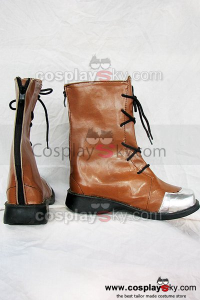 Genesis of Aquarion Apollo Cosplay Boots Shoes