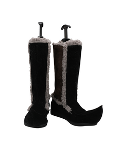 Frozen 2 Kristoff Boots Cosplay Shoes