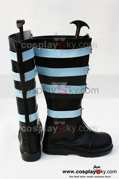 GrandGuignol-Unlight Sheri Cosplay Shoes Boots Black