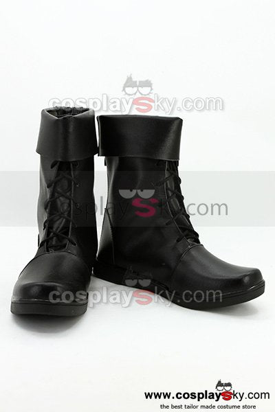 Green Arrow Cosplay Boots Shoes Custom Made