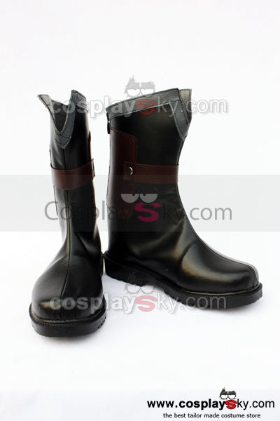 GU Jian-Qi Tan Lei Jin Cosplay Boots Custom Made